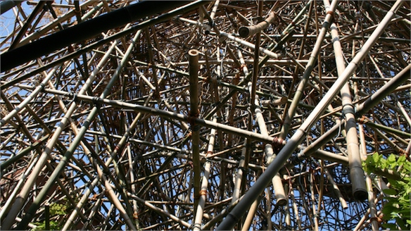 Big Bambu at Venice Biennale