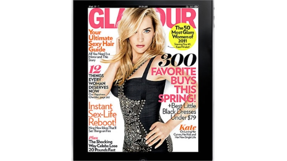 Glamour's Interactive Retail Series