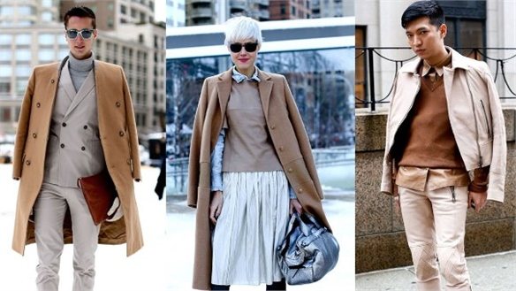 NYFW A/W 13-14: The New Neutral