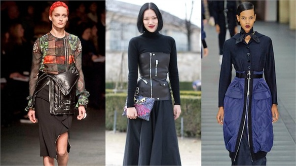 PFW A/W 13-14: Utility Reimagined