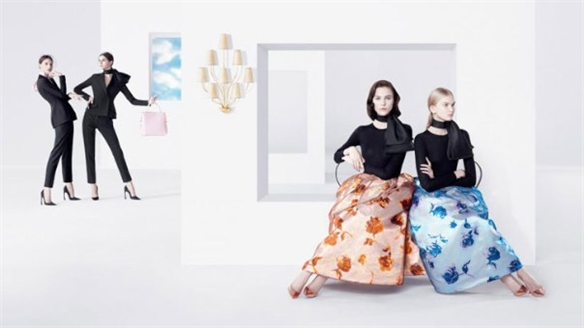 Dior's Surreal S/S 13 Campaign