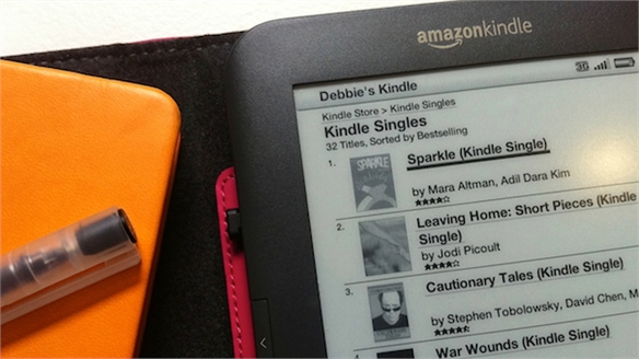 Amazon's Kindle Singles