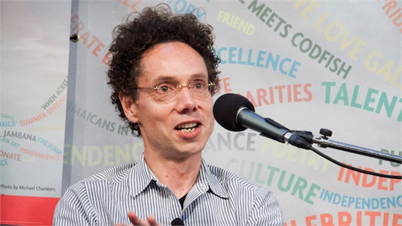 Malcolm Gladwell Profiles the Underdog