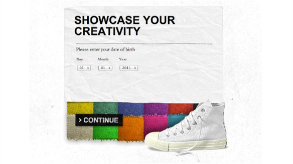 Converse: Design and Sell Your Own