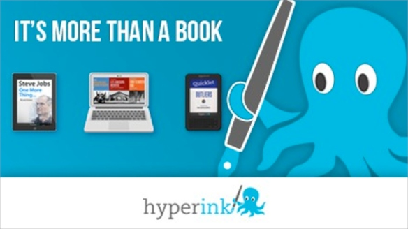 Hyperink: Blogs to Books