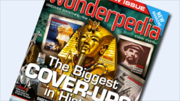 Wonderpedia Magazine