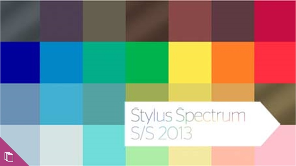 Colour Spectrum S/S 2013