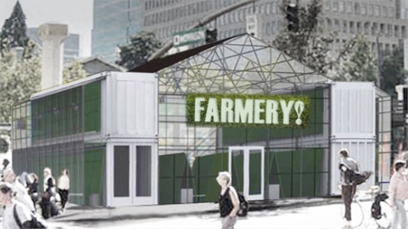 The Farmery: An Urban Farm