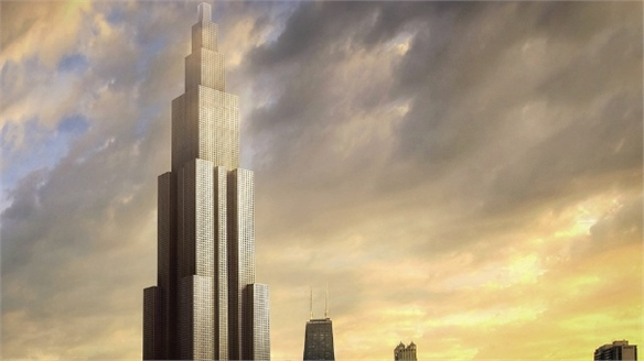The World's Tallest Prefab