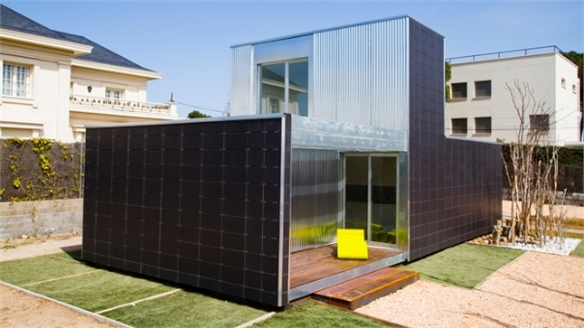 Quick-Build Modular Homes, Spain