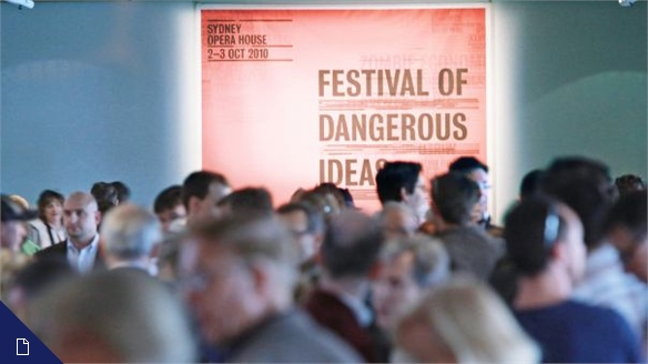 The Festival of Dangerous Ideas