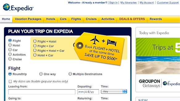 Expedia's 'Source of Truth'