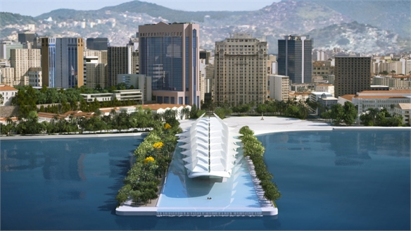 Rio's Museum of Tomorrow