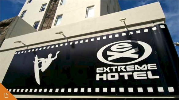 Extreme Hotels: Sporting Hospitality