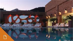 Fasano, Brazil: Luxury in a Hot Climate