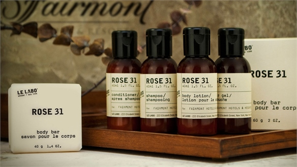 Fairmont & Le Labo Hook-Up