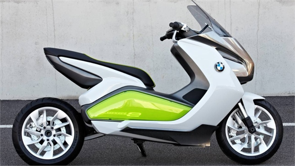 BMW Concept E-Scooter