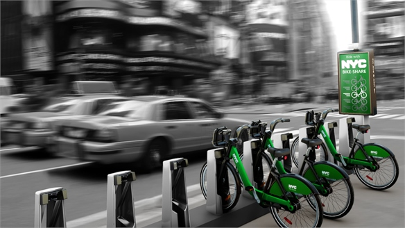 New York City Bike Share