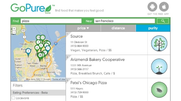 New App Rates Restaurant Sustainability