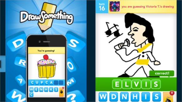 Zynga Expands Portfolios with Draw Something