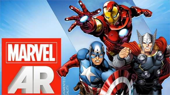 Marvel Re-evolution