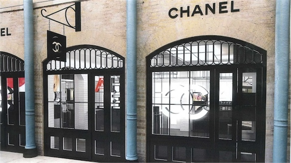 Chanel Unveils Standalone Beauty Boutique