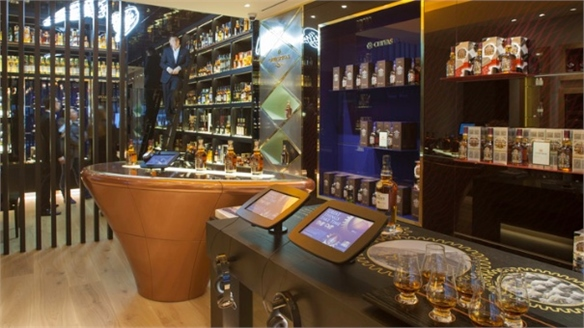 Accessible Spirits: The Whisky Shop Flagship, London
