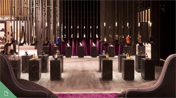 Redefining the Department Store: Store Concepts