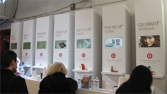 NYFW: Target's Everyday Collection Café