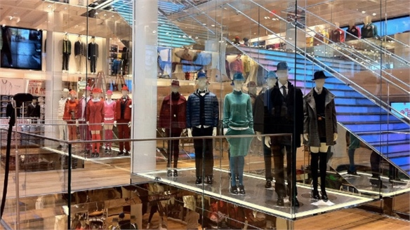 Uniqlo Opens Tech-Savvy San Francisco Flagship