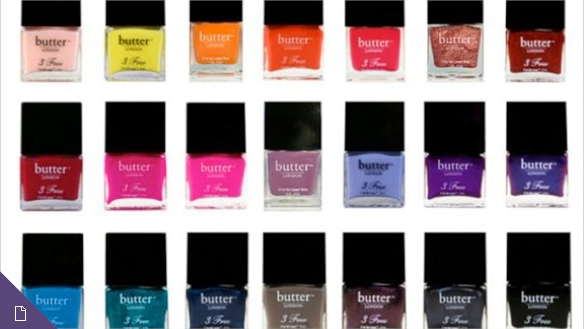 Nonie Creme's butter LONDON