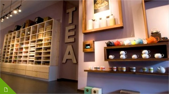 Time for Tea: The Rise of the New Tea Shops