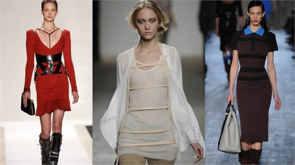NYFW A/W 12-13: Caged In