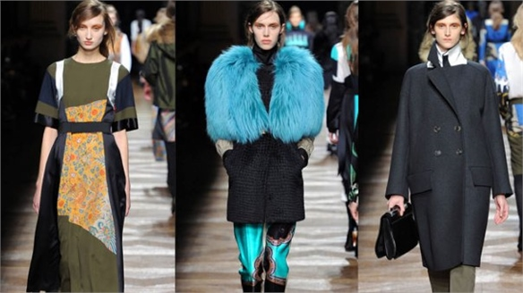 PFW A/W 12-13: Dries Van Noten
