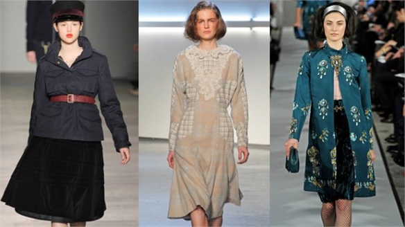 NYFW A/W 12-13: Industry Trend Confirmations