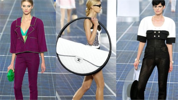 PFW S/S 13: Chanel