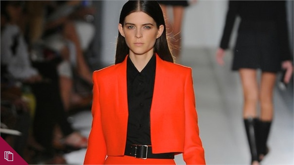 NY Fashion Week: Key Trends S/S 13