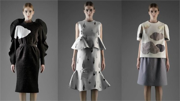Russian Designer To Watch: Vika Gazinskaya