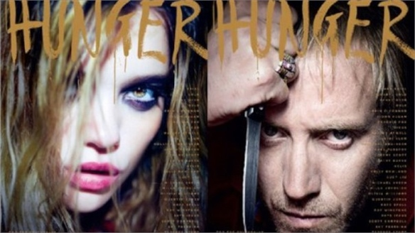 Rankin's The Hunger Magazine Launches
