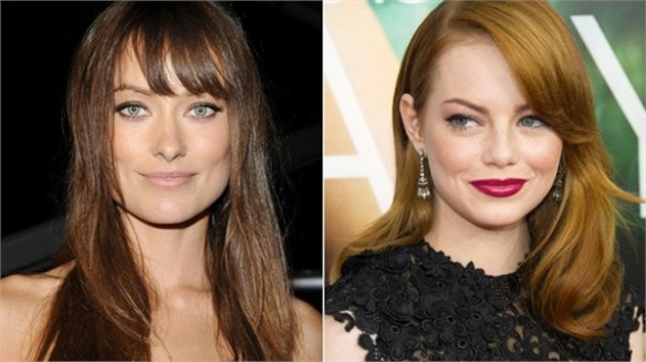 Emma Stone and Olivia Wilde join Revlon