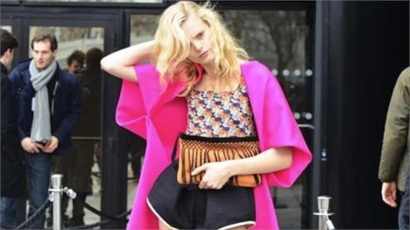 Style Icon: Hanne Gaby Odiele
