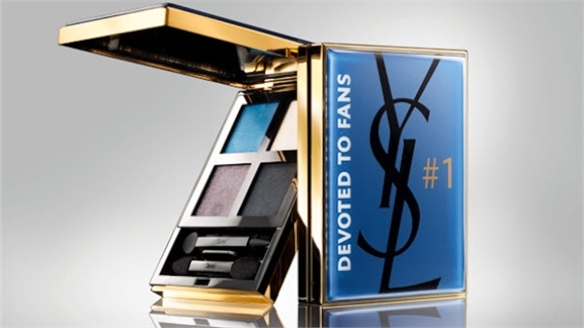 YSL Limited-Edition Make-Up Palette for Facebook Fans