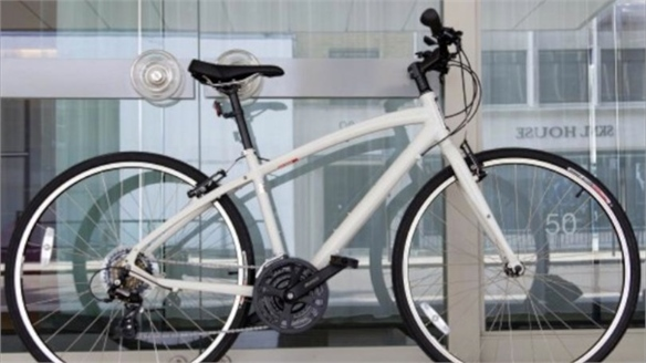 Morgans Introduces Bikes as a Hotel Amenity