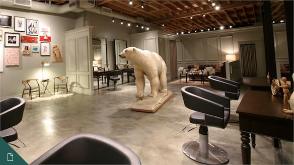 Make Me New: Salon/Spa Design Finds a New Direction