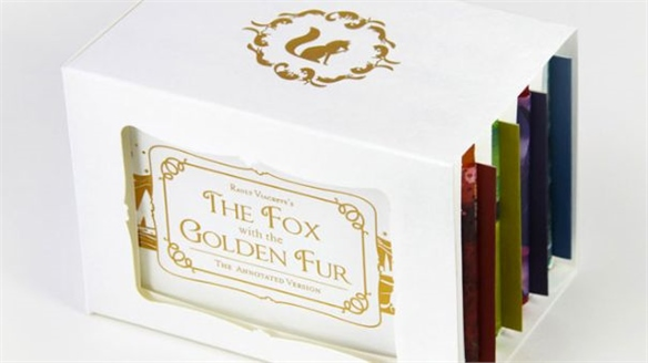 Packaging Celebrates Traditional Storytelling