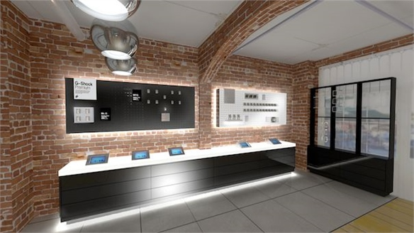 Casio Concept Store, London