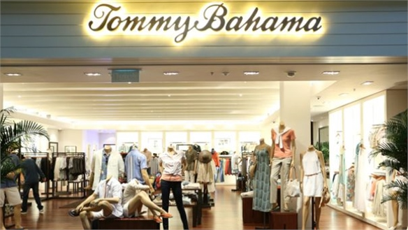 Tommy Bahama's Asian Expansion, Via Macau