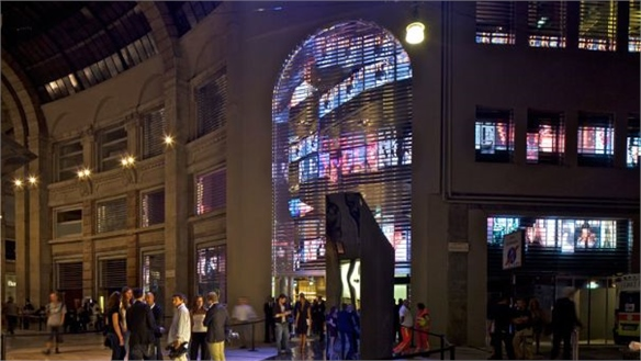 Excelsior: Milan's Floating Retail Paradise
