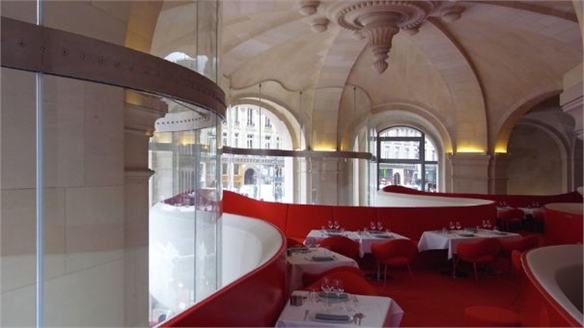 (Phantom) l'Opéra Restaurant, Paris