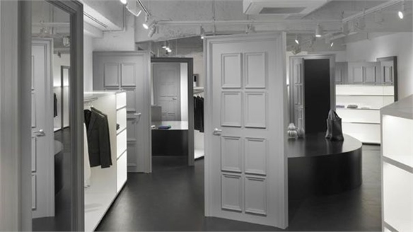 Nendo's Labyrinthine Boutique
